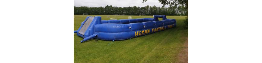 Menneske bordfodbold